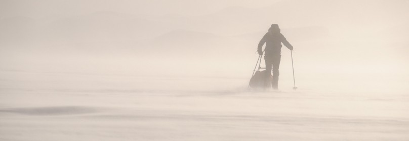 Hardangervidda Winter 2008