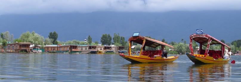 Srinagar, Kaschmir