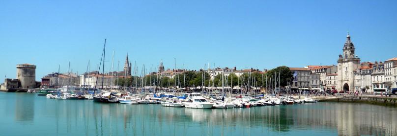 La-Rochelle-Hafen