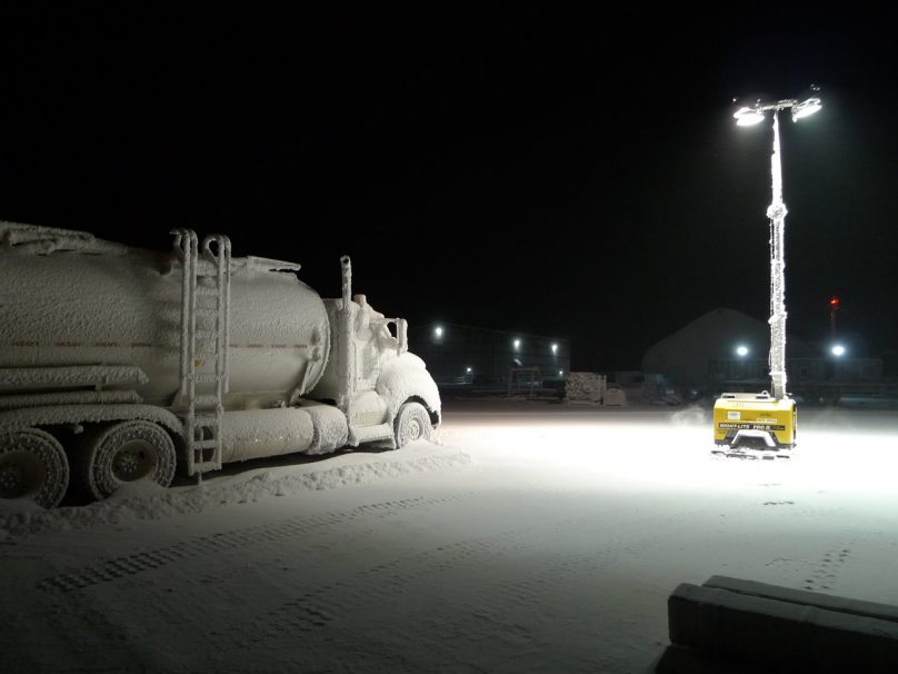 Prudoe Bay Truck