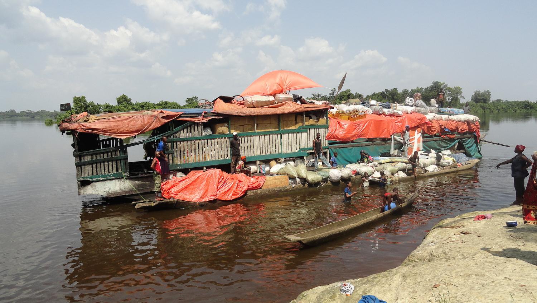 Ville de Yalokombe - unser Schiff