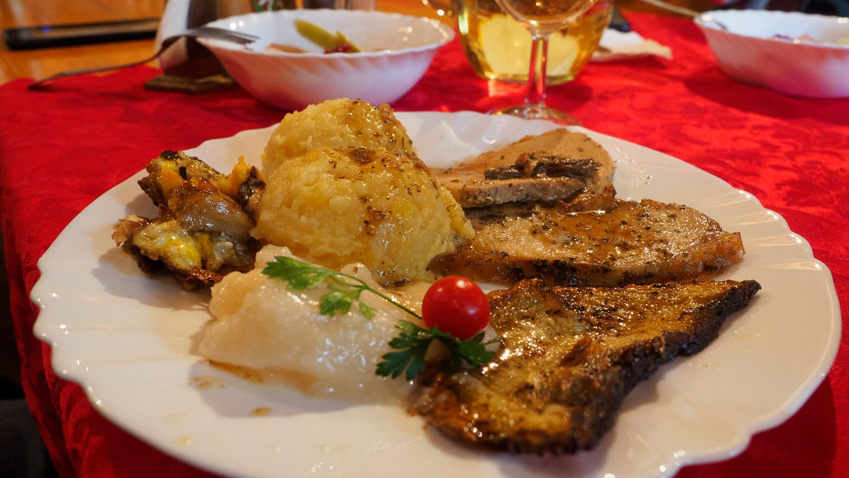 Traditioneel eten uit Slovenië
