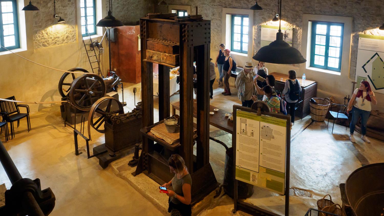 Parga - Olive Museum