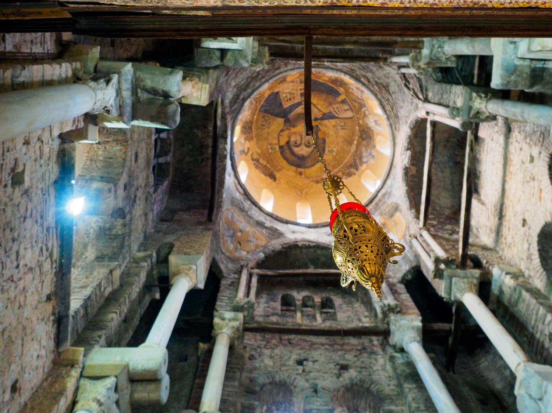Panagia Paregoretria - Byzantijnse kerk