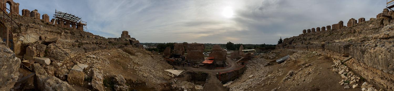 Theater in Nicopolis