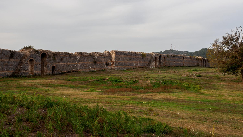 Stadsmuur van Nicopolis