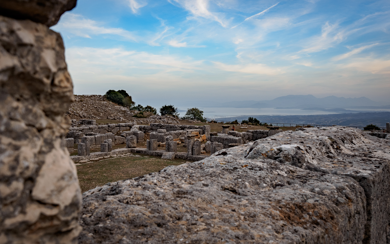 Kassope in Epirus