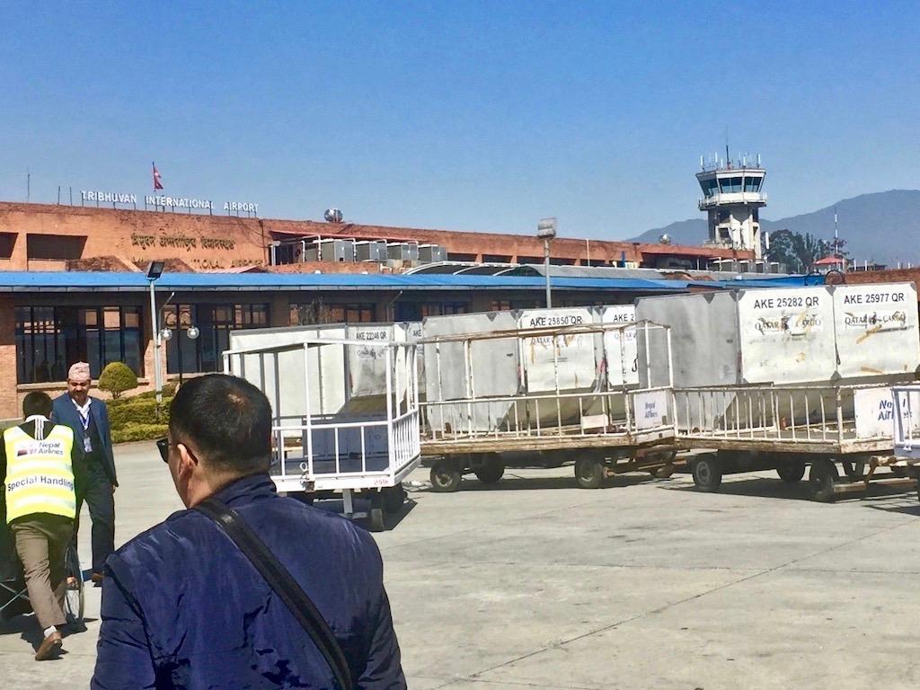 Tot op heden is Nepal's enige internationale