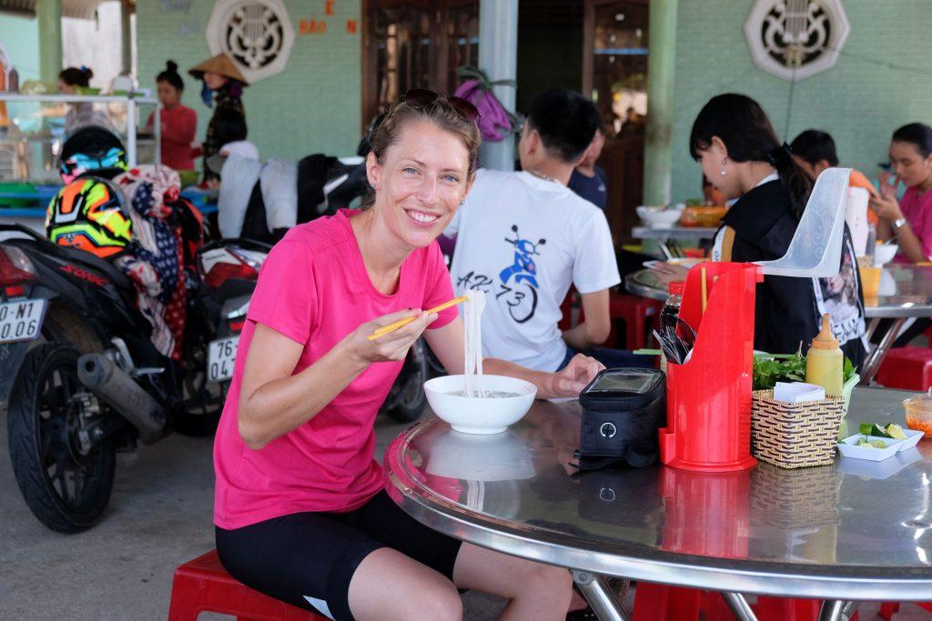Mit dem Fahrrad durch Vietnam