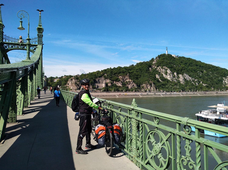 Mit Fahrrad Und Vater Nach Belgrad Reisebericht Reisedepeschen